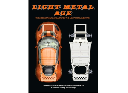 October 2014 Cover - Light Metal Age